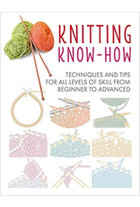 Simon & Schuster Knit Know How: Techniques and Tips