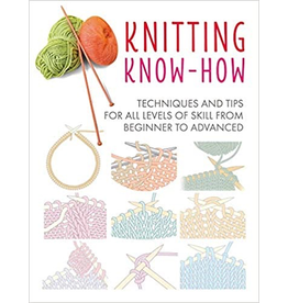 Simon & Schuster Knitting Know How: Techniques and Tips