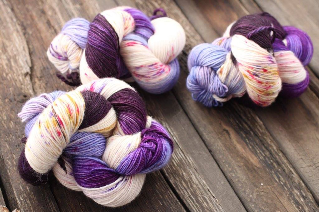 Dream in Color Smooshy with Cashmere, Life of the Gods (Retired)