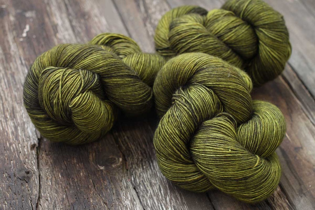Dream in Color Classy with Cashmere, Shiny Moss