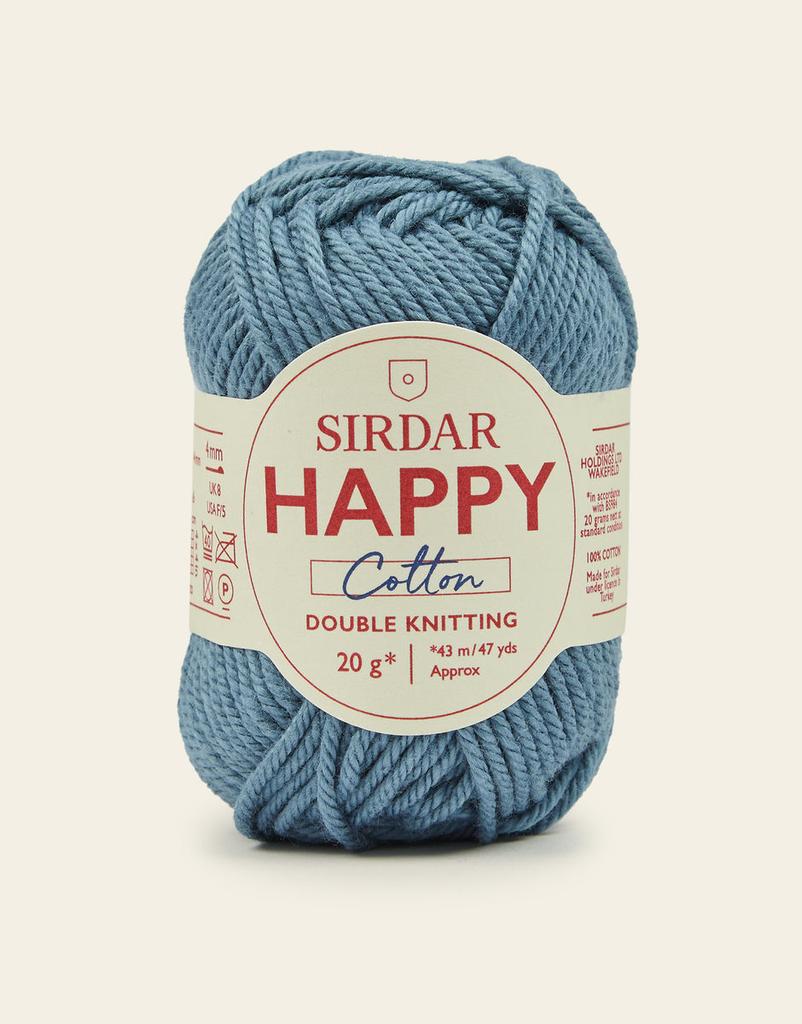 Sirdar Happy Cotton, Beach Hut 750