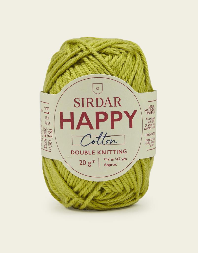 Sirdar Happy Cotton, Wigwam 752
