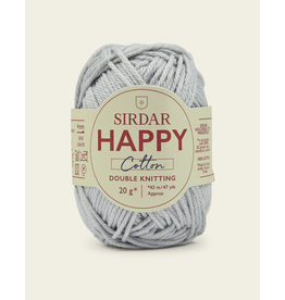 Sirdar Happy Cotton, Moonbeam 757