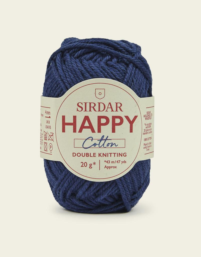 Sirdar Happy Cotton, School Days 758
