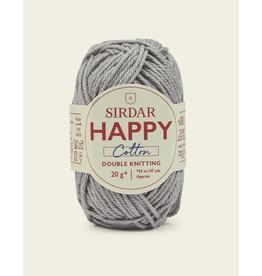 Sirdar Happy Cotton, Pebble 759