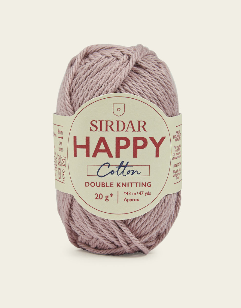 Sirdar Happy Cotton, Sulk 768