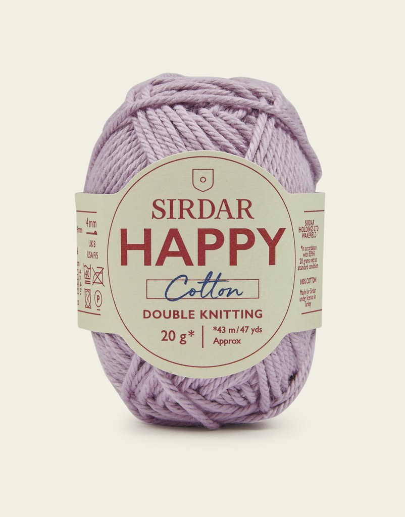 Sirdar Happy Cotton, Unicorn 769