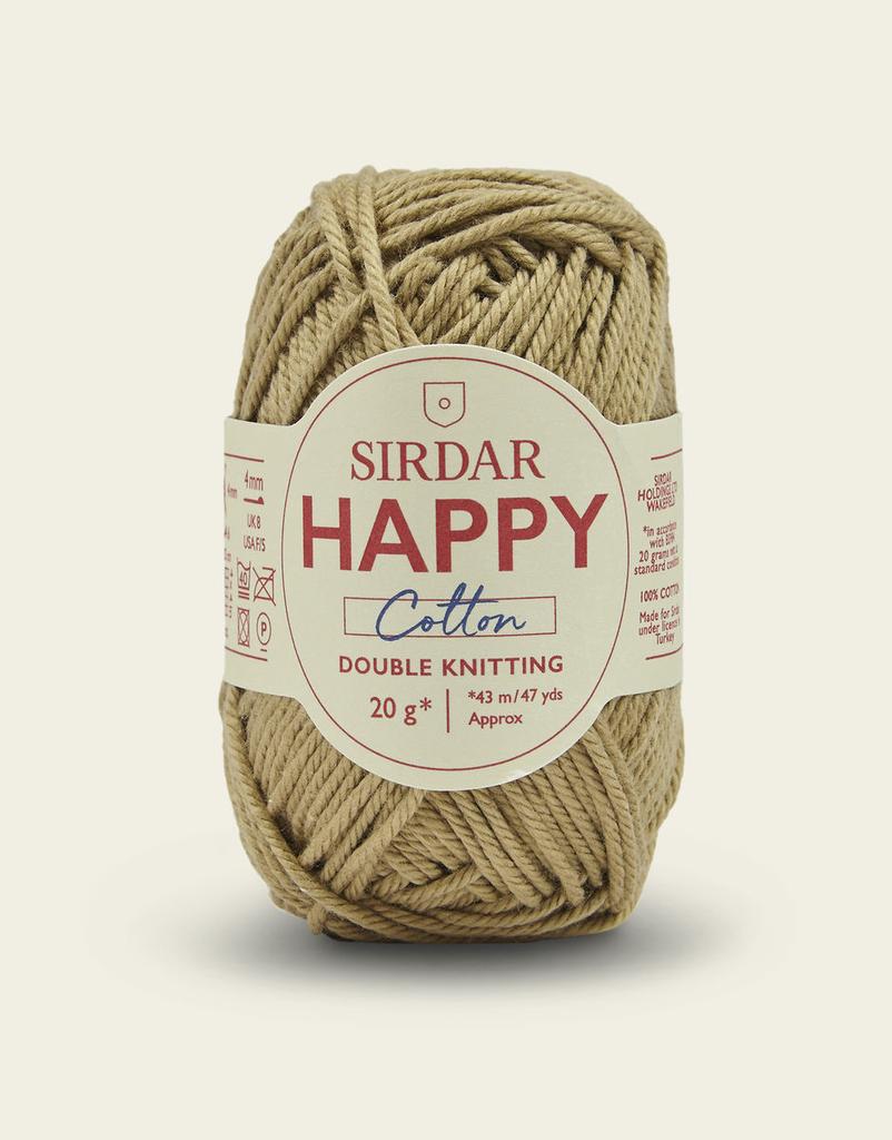 Sirdar Happy Cotton, Safari 772
