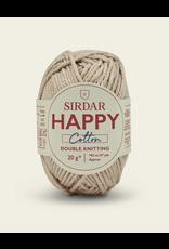 Sirdar Happy Cotton, Sandcastle 773