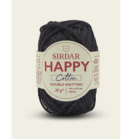 Sirdar Happy Cotton, Liquorice 775