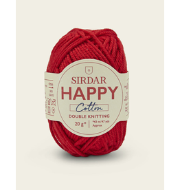 Sirdar Happy Cotton, Lippy 789