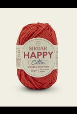 Sirdar Happy Cotton, Ketchup 790