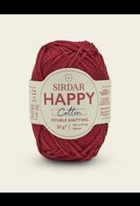Sirdar Happy Cotton, Chili 791