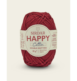 Sirdar Happy Cotton, Chili 791