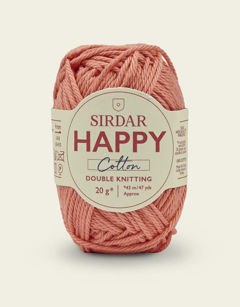 Sirdar Happy Cotton, Sorbet 793