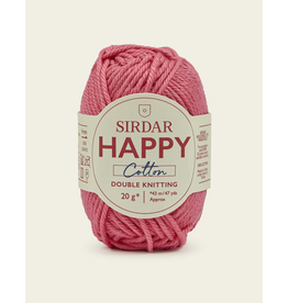 Sirdar Happy Cotton, Bubblegum 799