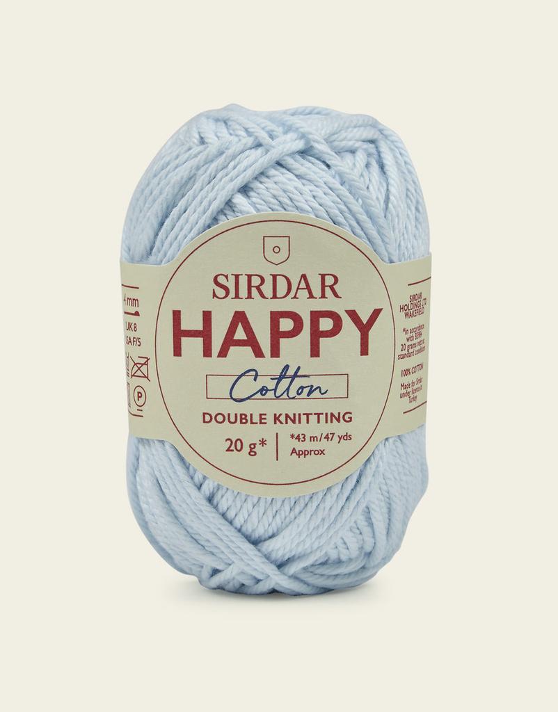 Sirdar Happy Cotton, Bath Time 765