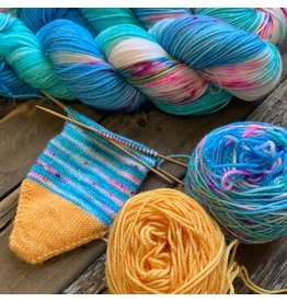 Dream In Color Sock It! Club 2020- July