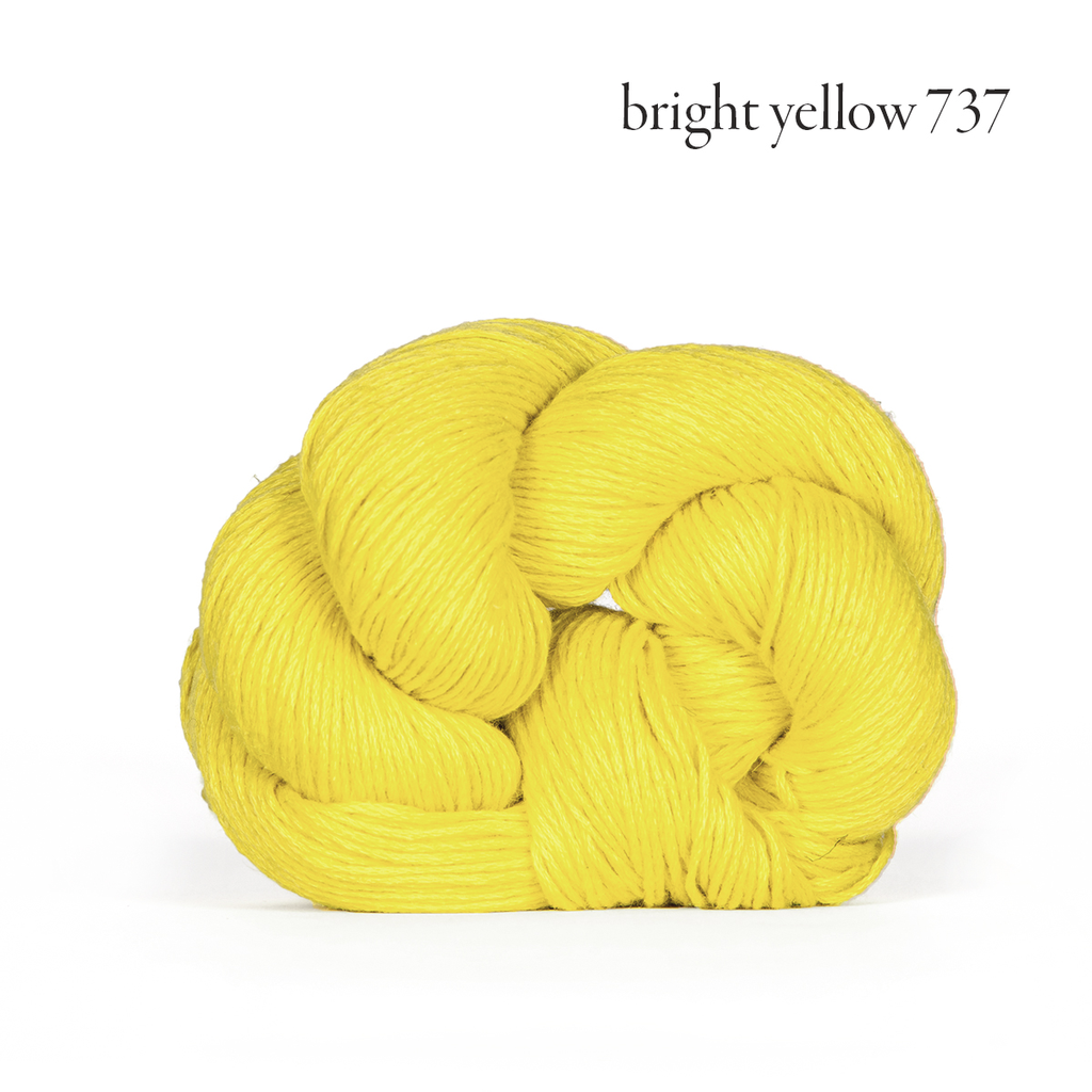 Kelbourne Woolens Mojave, Bright Yellow 737