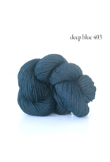 Kelbourne Woolens Mojave, Deep Blue 403