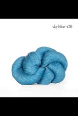 Kelbourne Woolens Mojave, Sky Blue 420