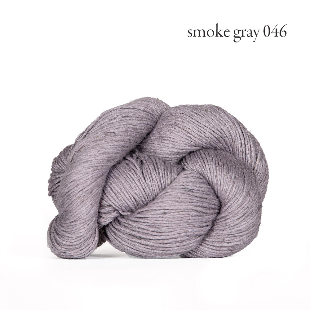 Kelbourne Woolens Mojave, Smoke Gray 046