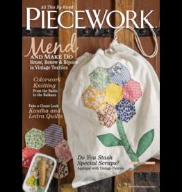 Interweave Piecework, Fall 2020
