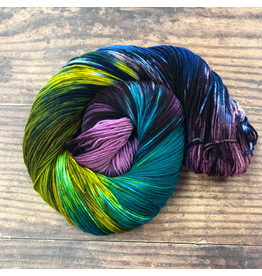 Knitted Wit HerStory Sock Club, Sock: August 2020, Beauty Culture