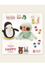 Sirdar Happy Cotton Book 2 - One Simple Shape 2