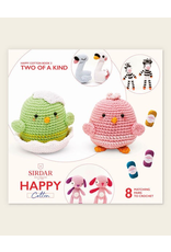 Sirdar Happy Cotton Book 3 - Two of a Kind