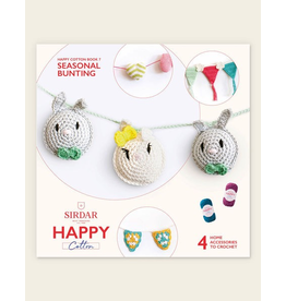 Sirdar Happy Cotton Book 7 - Seasonal Bunting 1