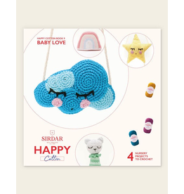 Sirdar Happy Cotton Book 9 - Baby Love 1