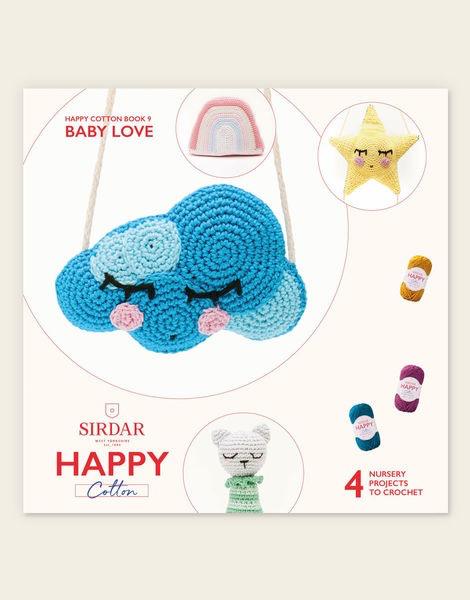 Sirdar Happy Cotton Book 9 - Baby Love 1