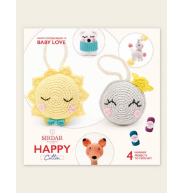 Sirdar Happy Cotton Book 10 - Baby Love 2