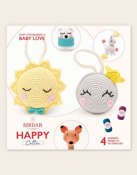 Sirdar Happy Cotton Book 10 - Baby Love 2