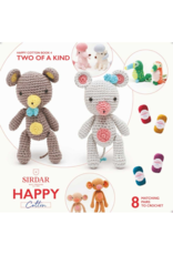 Sirdar Happy Cotton Book 4 - Two of a Kind 2