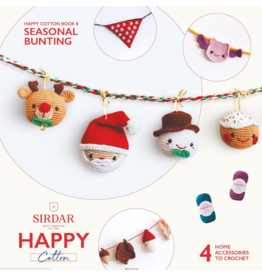 Sirdar Happy Cotton Book 8 - Seasonal Bunting 2
