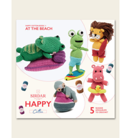 Happy Cotton Book 11 - At the Beach