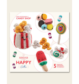 Happy Cotton Book 15 - Candy Shop