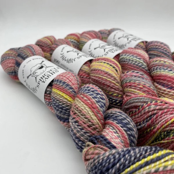 Spincycle Yarns Dyed In The Wool, Ghost Ranch - Pinks