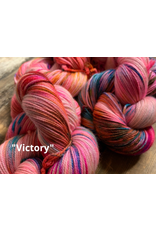 Dream in Color Victory Shawl Kit, Vivid (Blue)