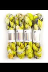 Hedgehog Fibres Hand Dyed Yarns Sock Yarn, Boa