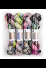 Hedgehog Fibres Hand Dyed Yarns Sock Yarn, Comeback