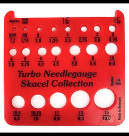 addi addi Needle Gauge - Red