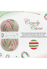West Yorkshire Spinners Signature 4ply, Candy Cane