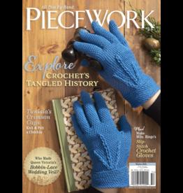 Interweave Piecework, Winter 2020