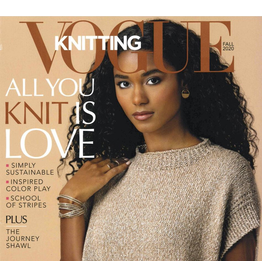 Soho Publishing Vogue Knitting, Fall 2020