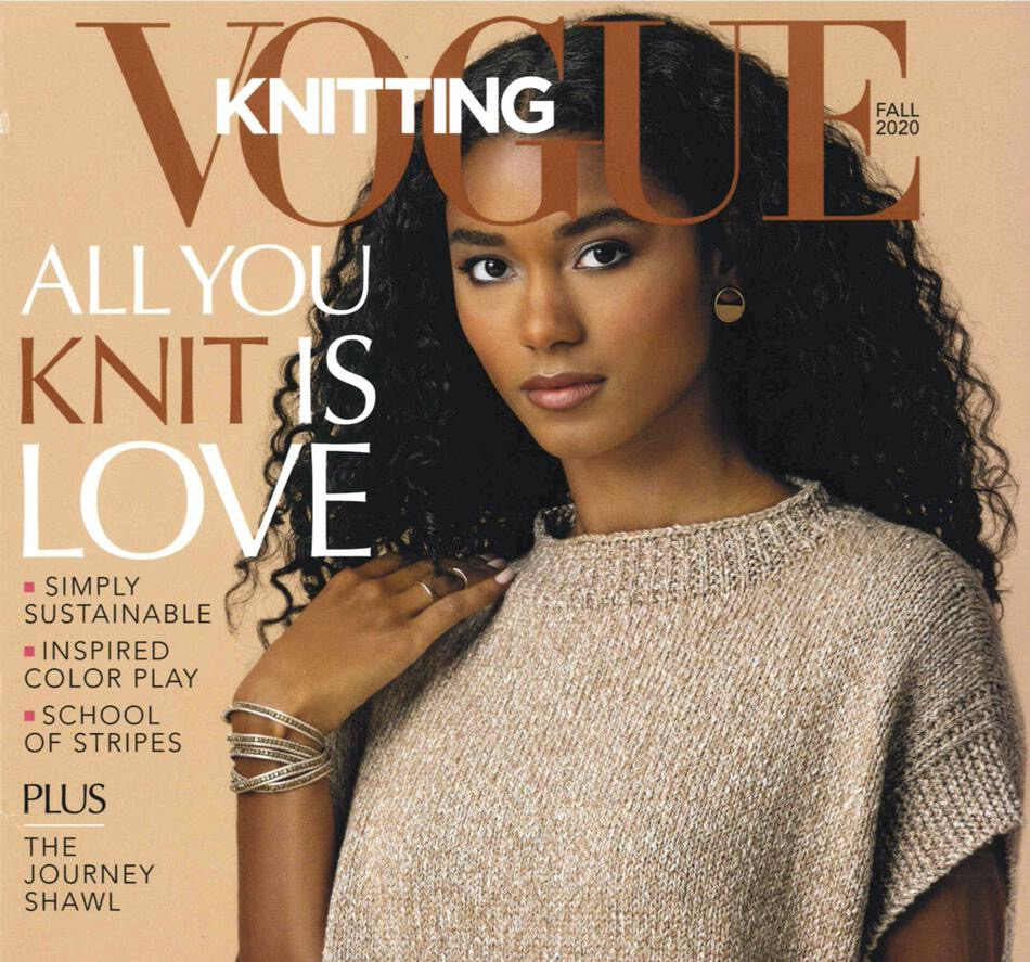 Soho Publishing Vogue Knitting, Fall 2020