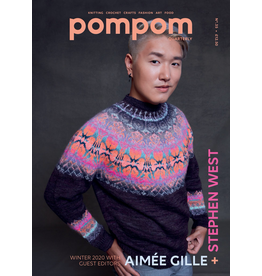 Pom Pom Press Pom Pom Quarterly, Issue 35, Winter 2021  **PRE-ORDER**  November 23rd Launch Date