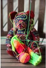 For Yarn's Sake, LLC Tink, Drop Frog.  Via Zoom Sunday December 6, 1-3pm. Michele Lee Bernstein